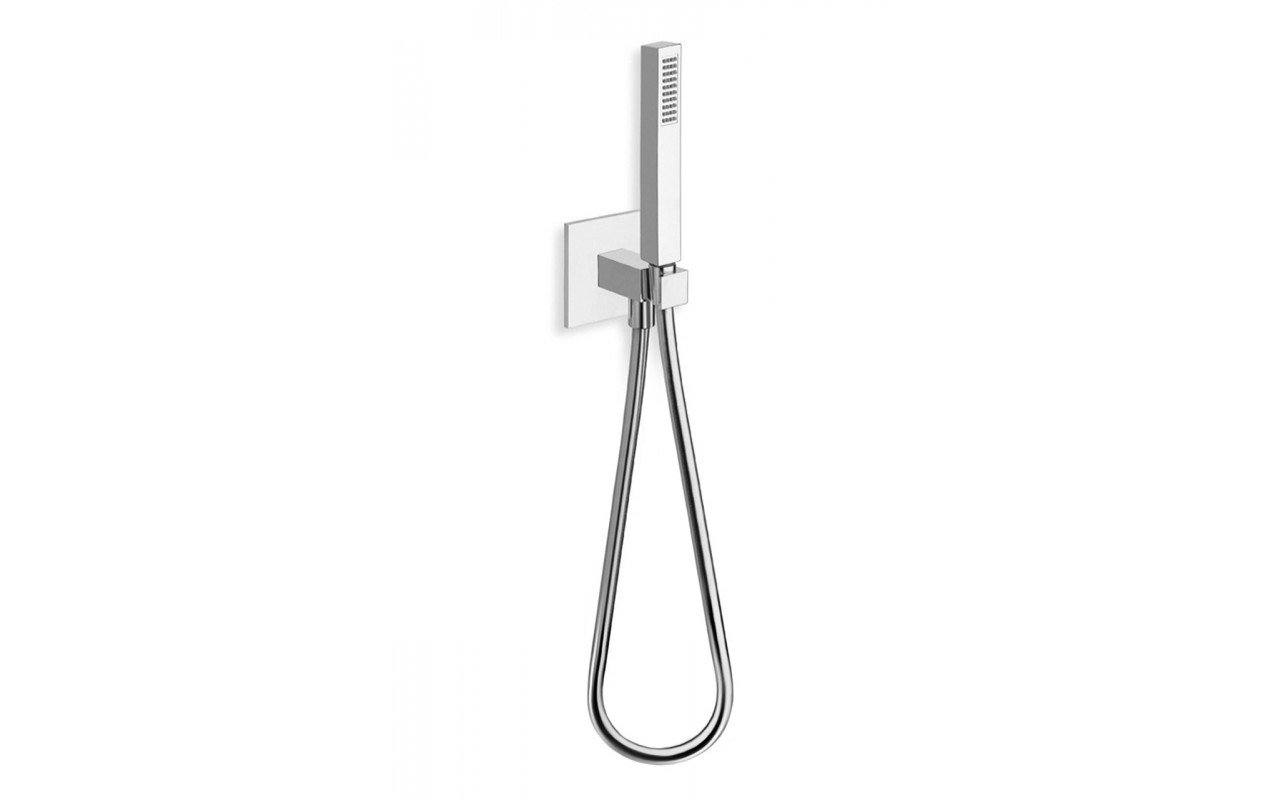 Aquatica SQ 200 Handshower with Holder and Hose in Chrome 04 (web)
