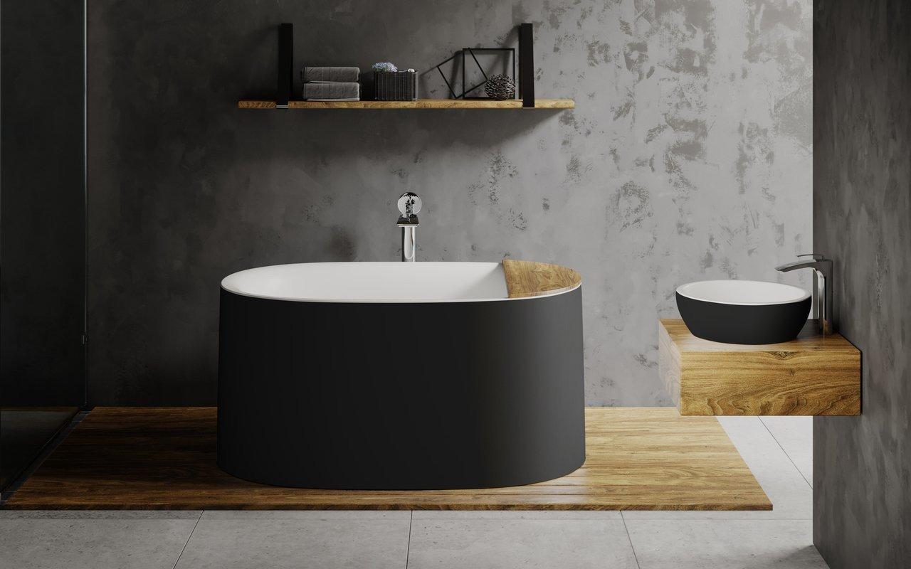 Aquatica Sophia Blck Wht Freestanding Solid Surface Bathtub 01 (web)