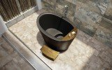 Aquatica TrueOfuro Black Freestanding Stone Bathtub 2 (web)