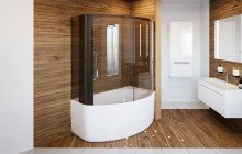 Anette B L Shower Tinted Curved Glass Shower Cabin 1 (web)