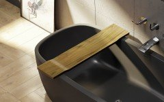 Aquatica tidal waterproof teak bathtub tray 01 1 (web)