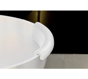 Bath Headrest Beatrice White web