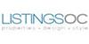 Listings magazine logo